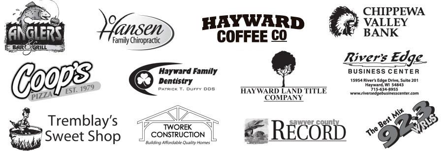 2016 Lumberjack Sponsors